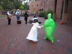 Jamestown Halloween
